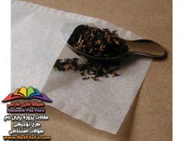 طرح توجیهی بسته بندی چای تی بگ   فنی ، اقتصادی و مالی